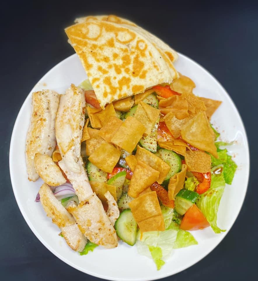 Etta's Greeklish Eatery