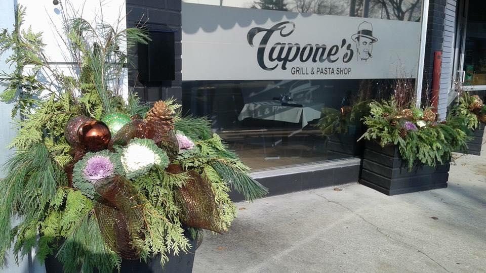 Capone's Grill & Pasta Shop