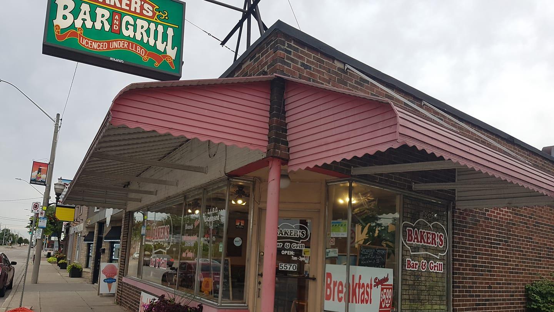 Baker's Bar & Grill