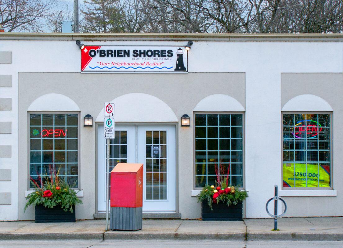 O'Brien Shores Realty Ltd.