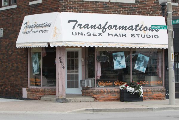 Transformations Unisex Hair Studio