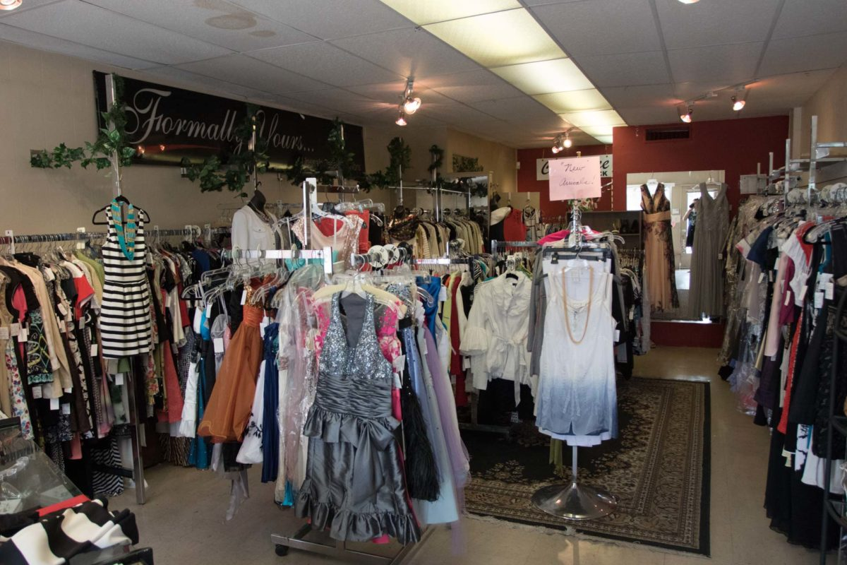 Formally Yours Upscale Consignment