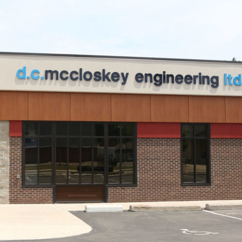 D.C. Mcclowsky Engineering Ltd
