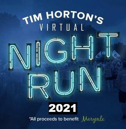 Virtual Tim Horton's Night Run 2021