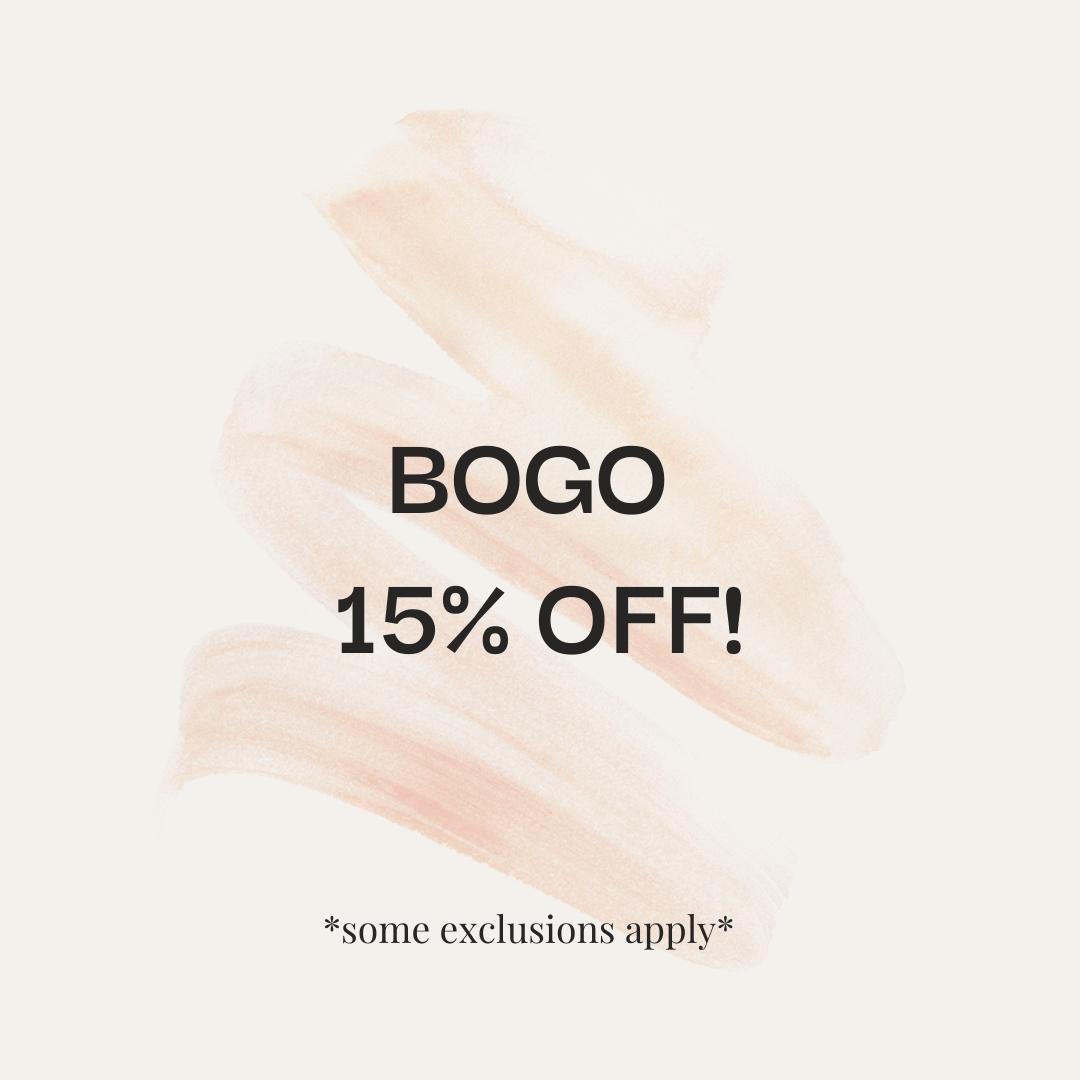 Green Envy – BOGO 15% Off